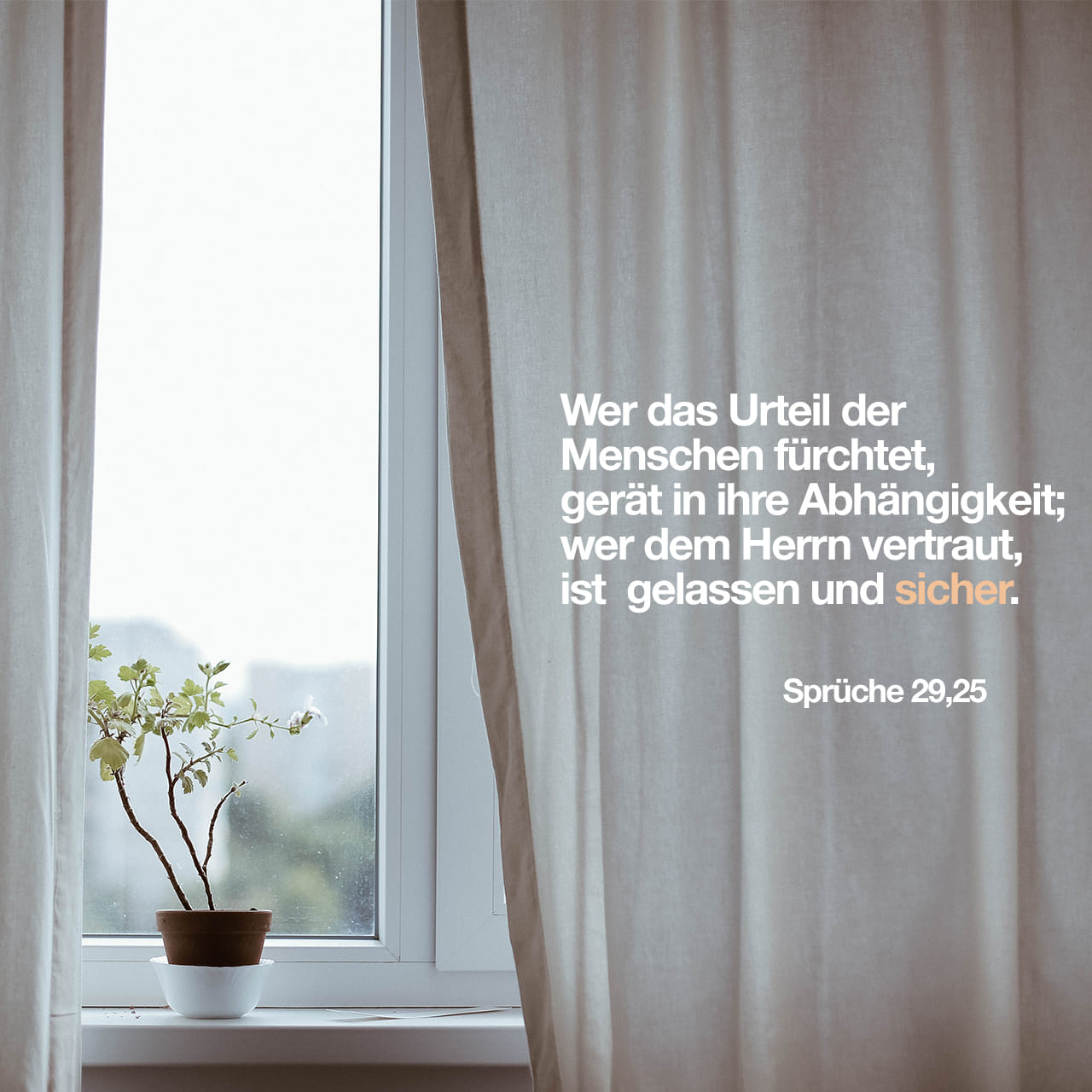 Verse of the Day   Sprüche 29:25 | The Bible App | Bible.com