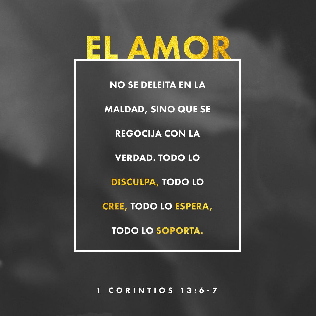 1 Corintios 13 4 8 El Amor Es Sufrido Es Benigno El Amor No Tiene