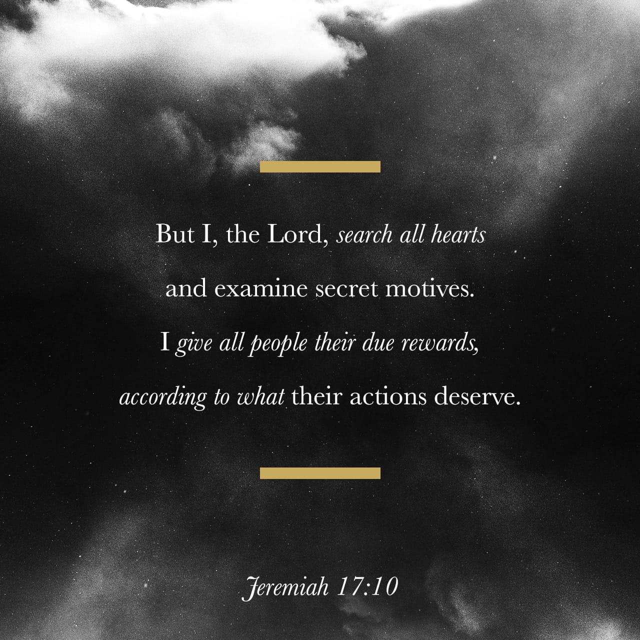 Rewards from God