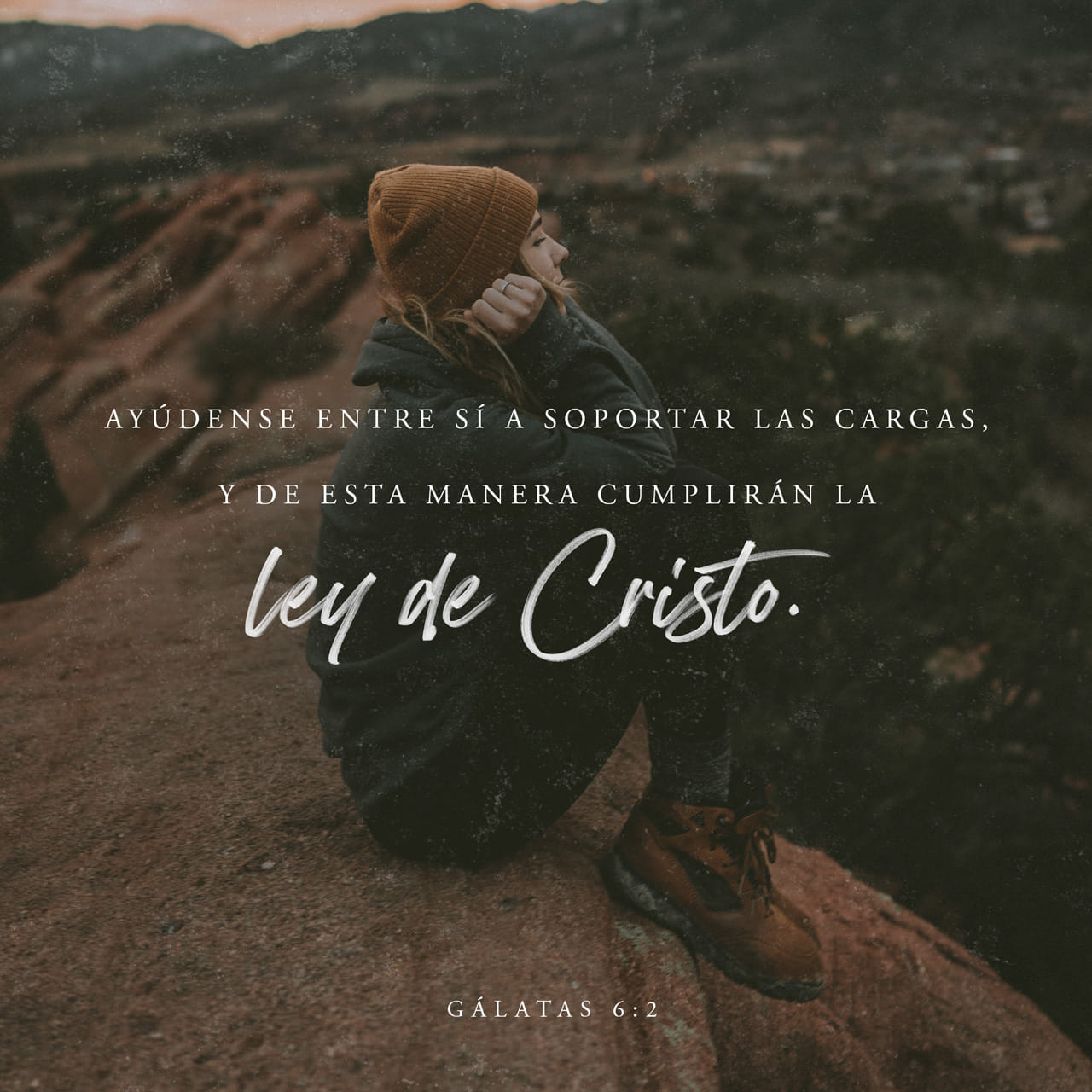 Galatians 6:2 Bear ye one another's burdens, and so fulfil the law of Christ. | King James Version (KJV) | Descargar la Biblia App ahora