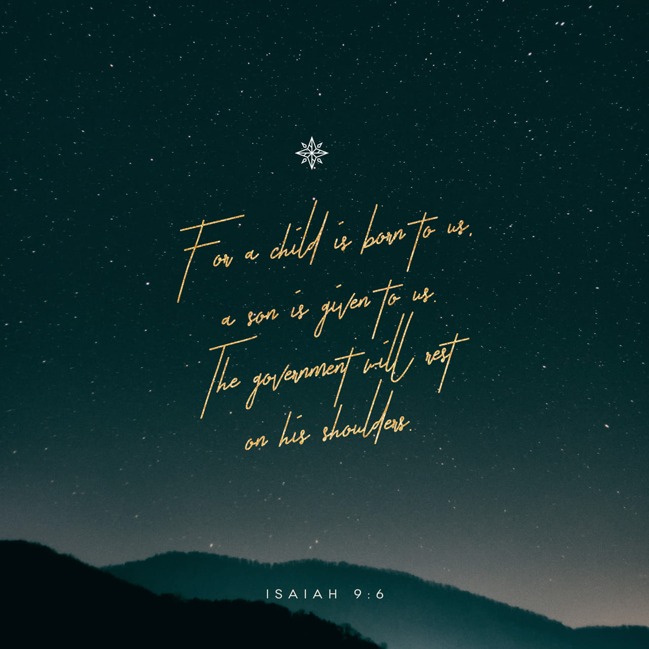 Verse Image - Isaiah 9:6