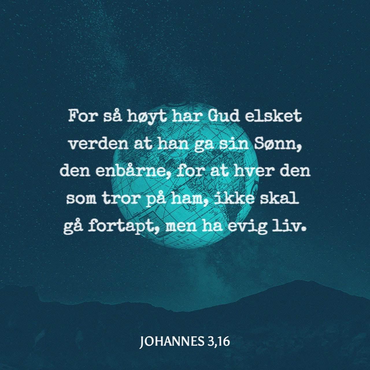 Johannes 3 16 Predigt
