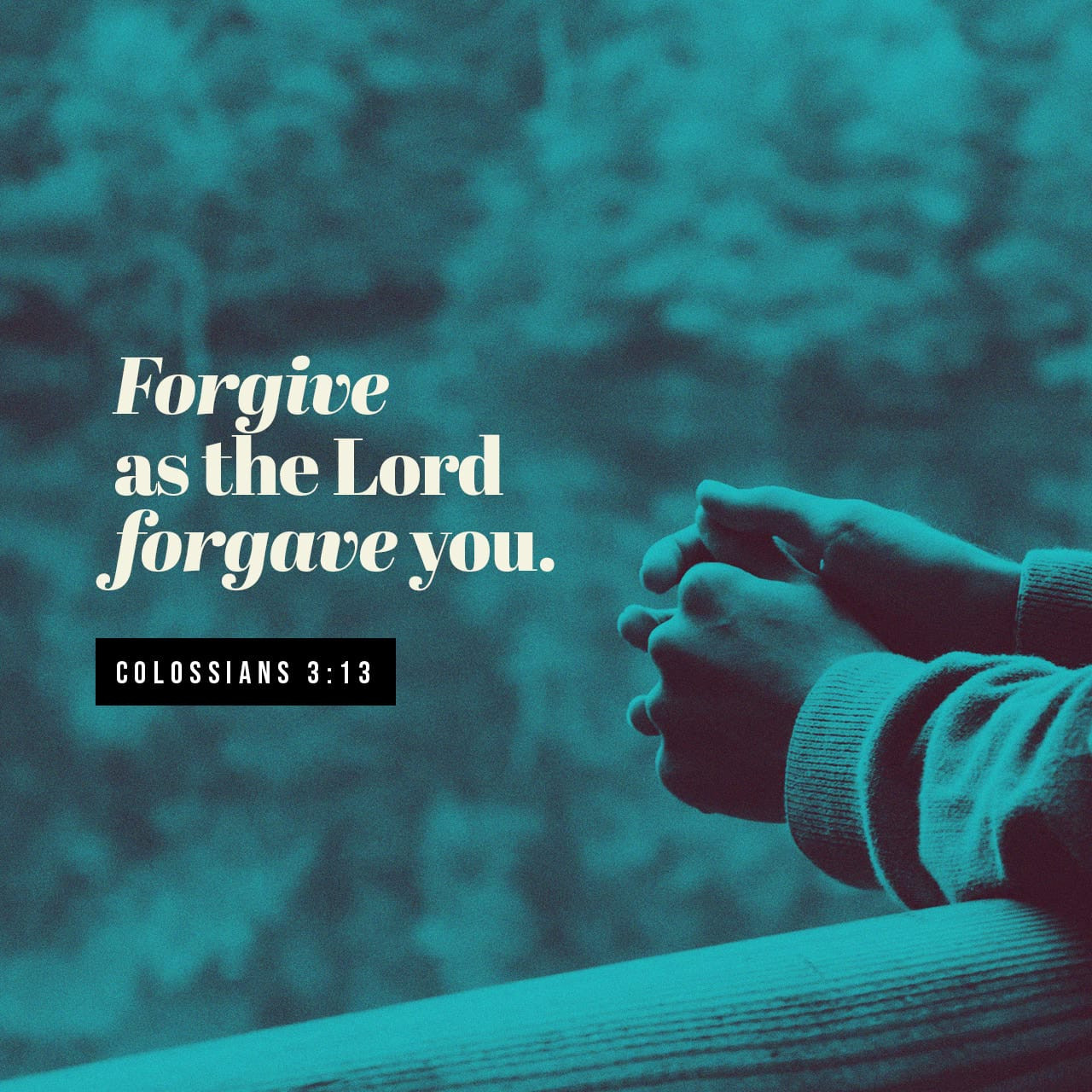 Image result for colossians 3:13