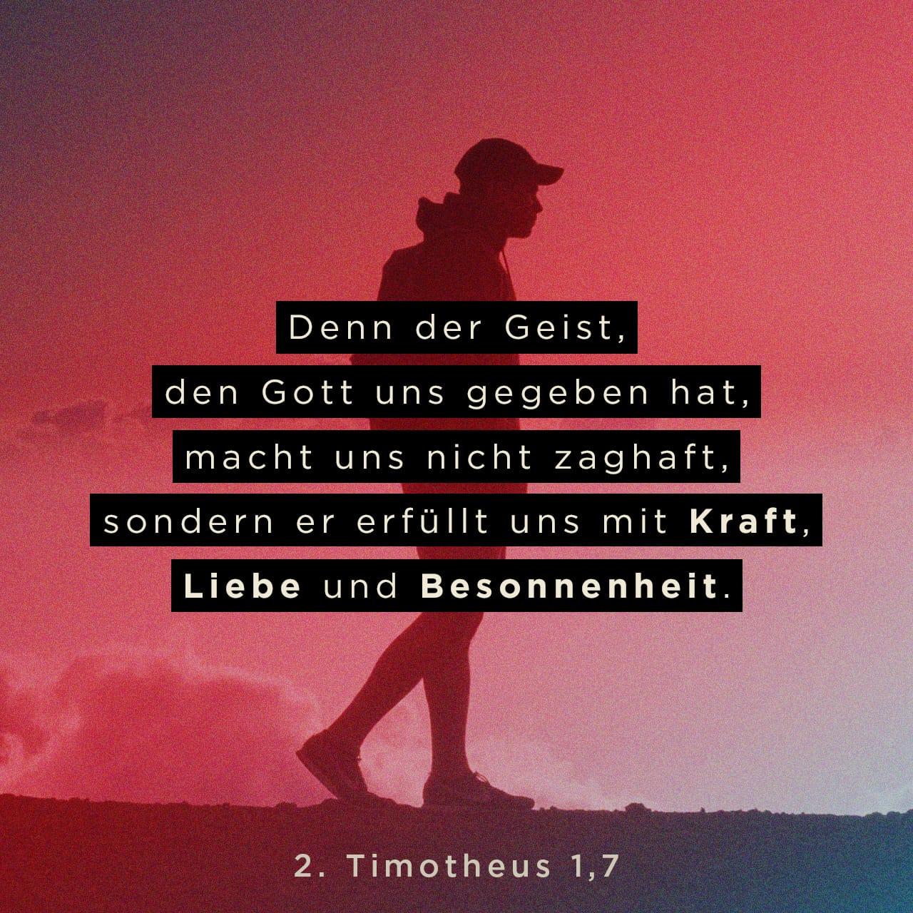 Timotheus 1 7