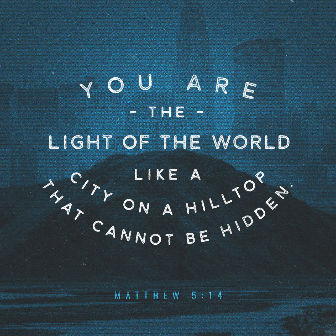 Image result for Matthew 5:14
