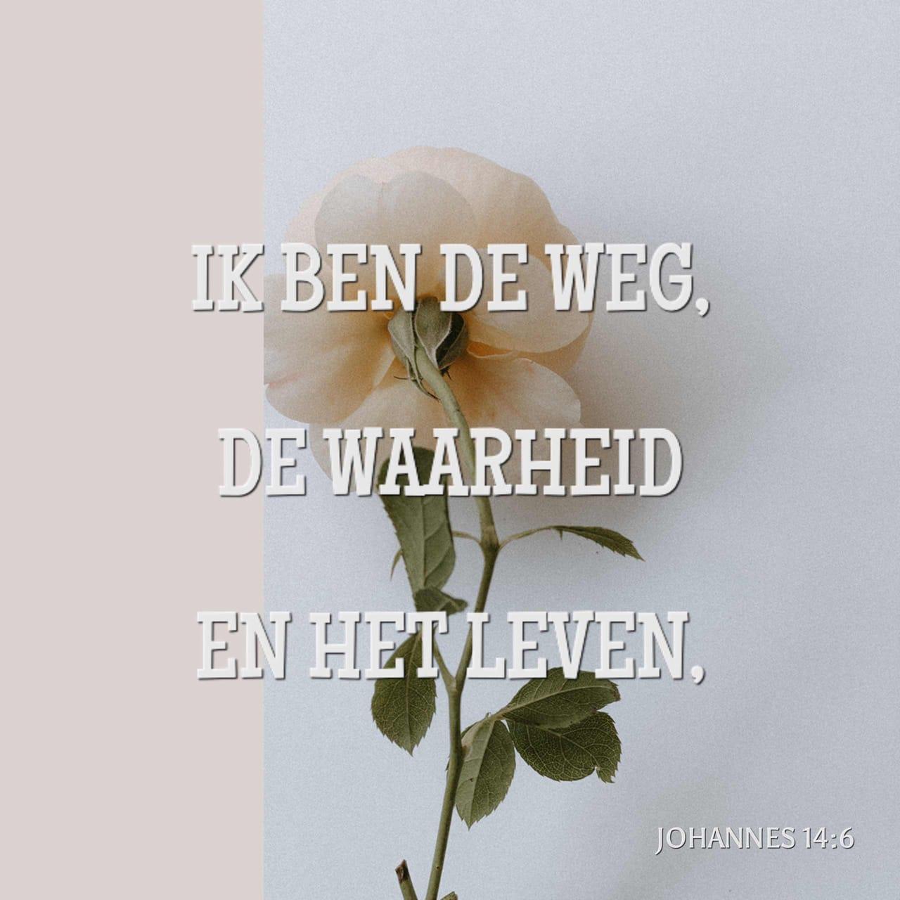 Johannes 14 1-6