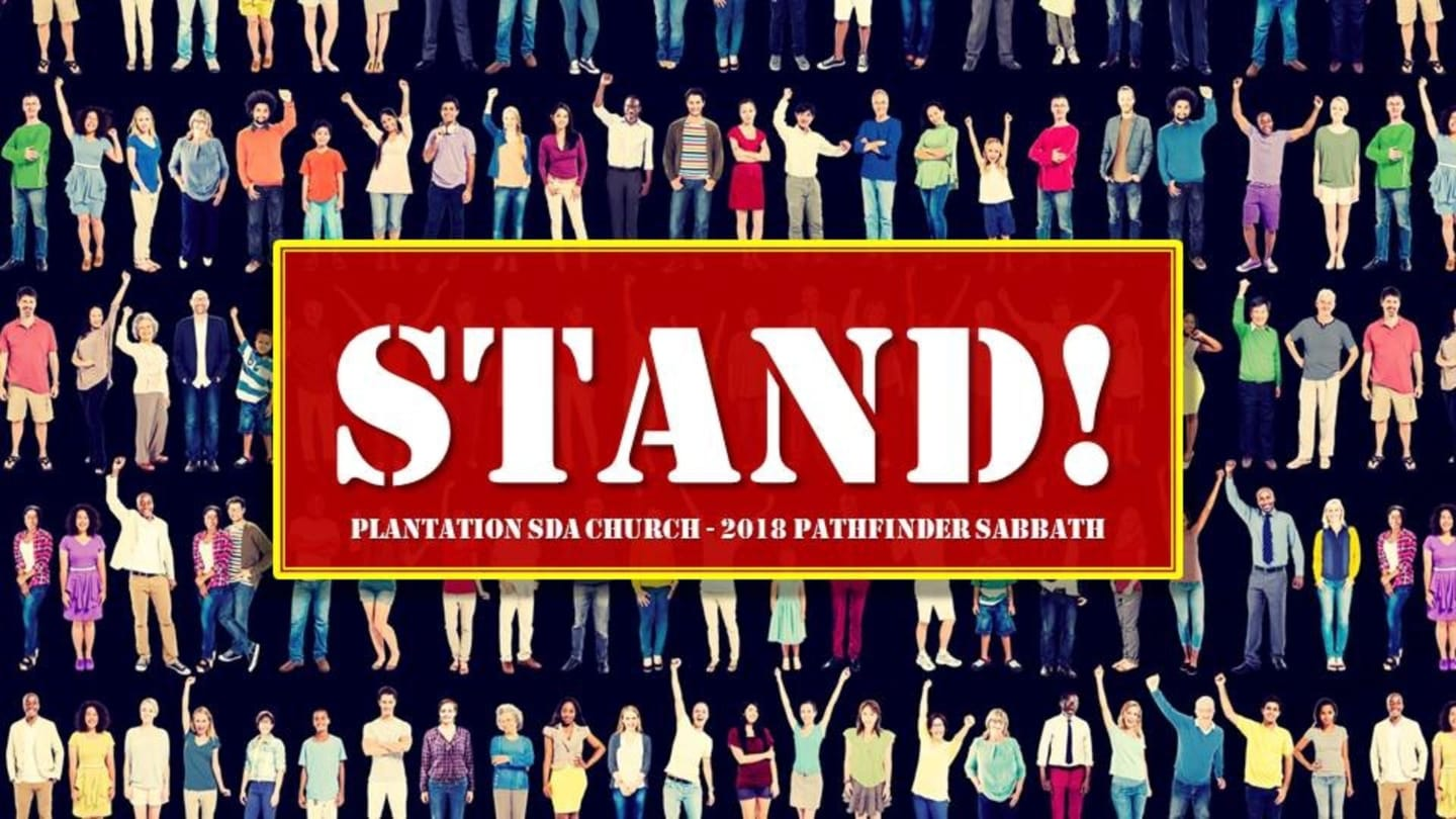 Stand! :: YouVersion Event