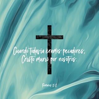 Romanos 5:8 Imagen de Versículo