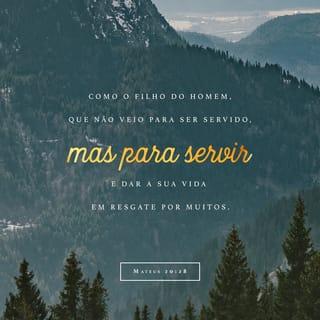 Mateus 20:28 Imagem do Versículo