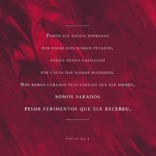 Isaías 53:5 Imagem do Versículo