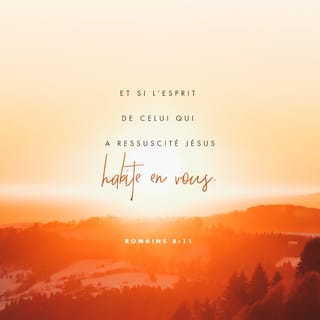 Romains 8:11 Verset Illustré
