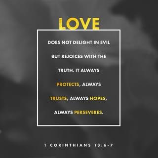 1 corinthians 13 4 7 love is patient love is kind it does not envy