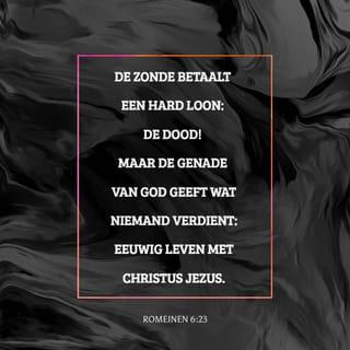 Versafbeelding Romeinen 6:23