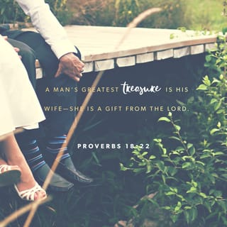 Image result for proverbs 18 22