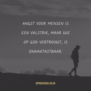 spreuken 29 Verse of the Day   Spreuken 29:25 | The Bible App | Bible.com spreuken 29