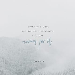 1 Juan 4:9 Imagen de Versículo