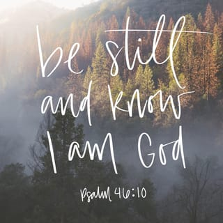 Image result for psalm 46 10