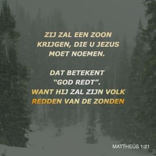 Versafbeelding Mattheüs 1:21