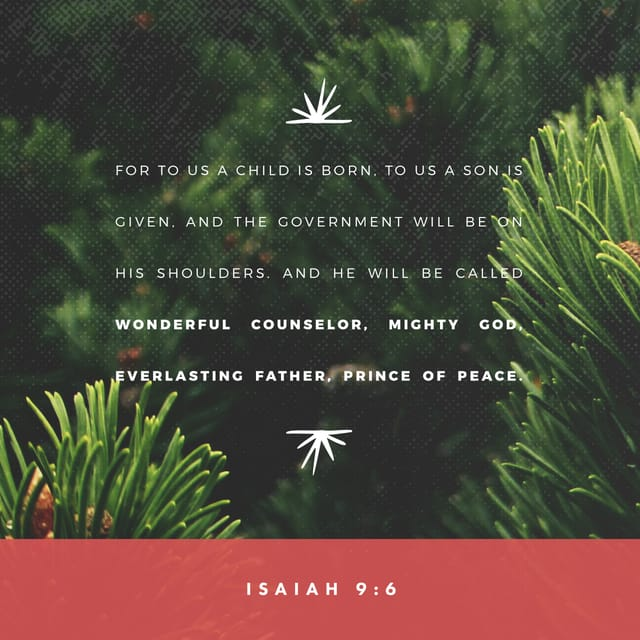 Verse Image for Isaiah 9:6